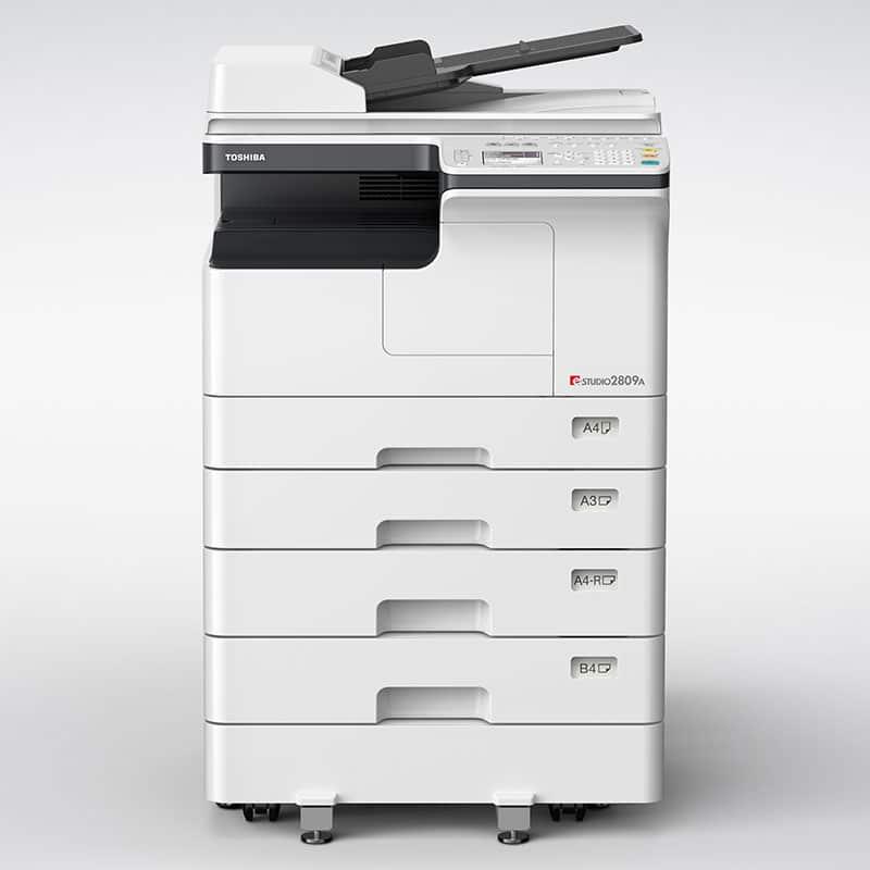 Toshiba Systeme bei Trippe Kopierbedarf