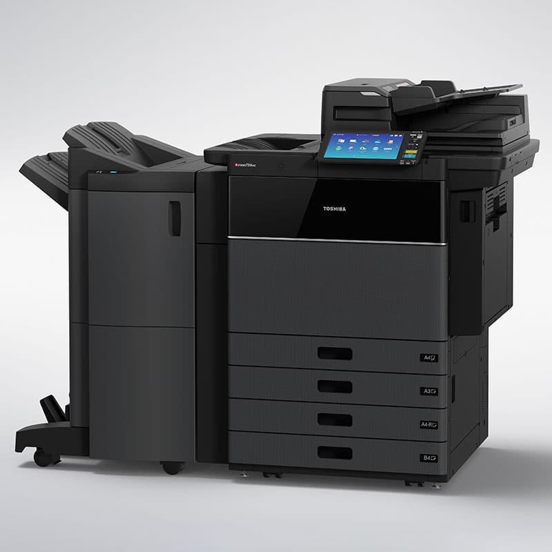 Multifunktionssysteme von Toshiba bei Trippe